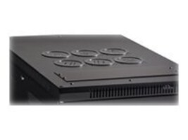 Black Box 6 Fan Unit for Select Server Cabinet, RM2415, 5831786, Cooling Systems/Fans