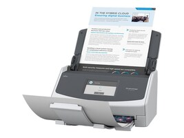 Fujitsu ScanSnap iX1500 Cloud-Enabled Scanner w  Touchscreen & Neat Software, CG01000-294901, 36688361, Scanners