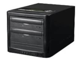 Aleratec 1:1 DVD CD Copy Cruiser PRO HS Stand Alone DVD CD Duplicator, 260155, 7570735, Disc Duplicators