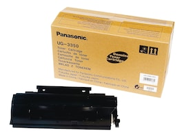 Panasonic Black Toner Cartridge for UF-585 & UF-595 Series Fax Machines, UG-3350, 249347, Toner and Imaging Components