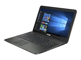 Asus X555YA Notebook PC AMD 2.2GHz 4GB 1TB 15.6 W10, X555YA-DB84Q, 32034192, Notebooks