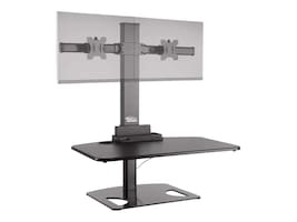Ergotech Dual Monitor Freedom Stand for 13-30 Displays, FDM-STAND-2, 33652283, Stands & Mounts - AV