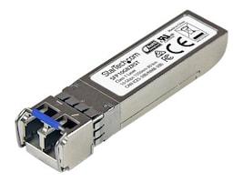StarTech.com MSA Compliant 10 Gigabit Fiber SFP+ 10GBase-ZR SM LC 80 km Module, SFP10GBZRST, 34340581, Network Transceivers