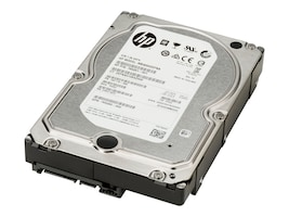 HP 4TB SATA 7.2K RPM 3.5 Internal Hard Drive, K4T76AA, 20337612, Hard Drives - Internal