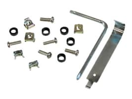 Vertiv Liebert 19 Mounting HW M6 Cage Nuts, Screws, Washers, E6013, 31814998, Tools & Hardware