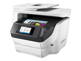 HP Officejet Pro 8740 All-In-One Printer, K7S42A#B1H, 31638437, MultiFunction - Ink-Jet