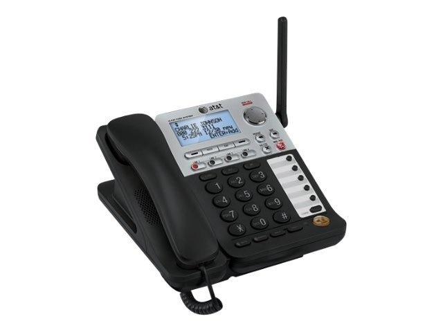 AT&T SynJ 4-line Cordless Deskset, SB67148, 12571134, Telephones - Consumer