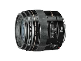 Canon Telephoto Lens: EF 85mm f 1.8 USM, 2519A003, 4857589, Camera & Camcorder Lenses & Filters