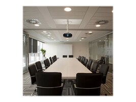Atdec Universal Ceiling Projector Mount, TAA-Compliant, TH-WH-PJ-CM/TAA, 10450507, Stands & Mounts - AV