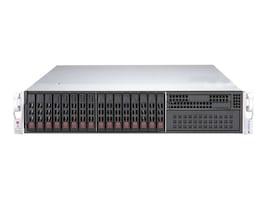 Supermicro MAXIO 2U 16X2.5 2X10GBASET X11DPX-T, SYS-2029P-TXRT, 36228197, Servers