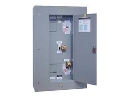 Tripp Lite Maintenance Bypass Panel 3-breaker Wallmount Kirk-key Interlock for 60kVA 3-phase UPS, SU60KMBPK, 8682350, Battery Backup Accessories
