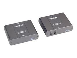 Black Box USB Ultimate Extender over UTP, 2-Port, with Remote Power, IC402A-R2, 34079520, Network Extenders