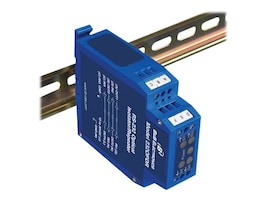 B&B Electronics Industrial DIN Rail Mounted Optically Isolated RS-232 Repeater, 232OPDR, 13330738, Premise Wiring Equipment