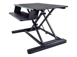 "StarTech.com Sit-Stand Desk Converter with 35"" Height Adjustable Work Surface, ARMSTSL, 34258309, Furniture - Miscellaneous"