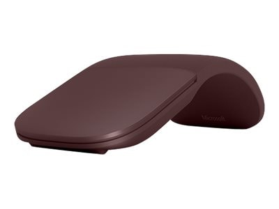 Microsoft Surface Arc Touch Bluetooth Mouse, Poppy Red, FHD-00072, 37573241, Mice & Cursor Control Devices