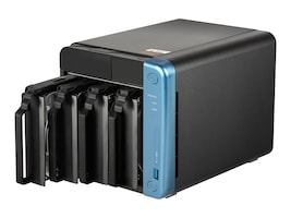 Qnap TS-453BE 4-Bay Professional NAS, TS-453BE-2G-US, 35381675, Network Attached Storage