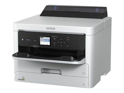 Epson WorkForce Pro WF-C5210 Network Color Printer, C11CG06201, 35092144, Printers - Ink-jet