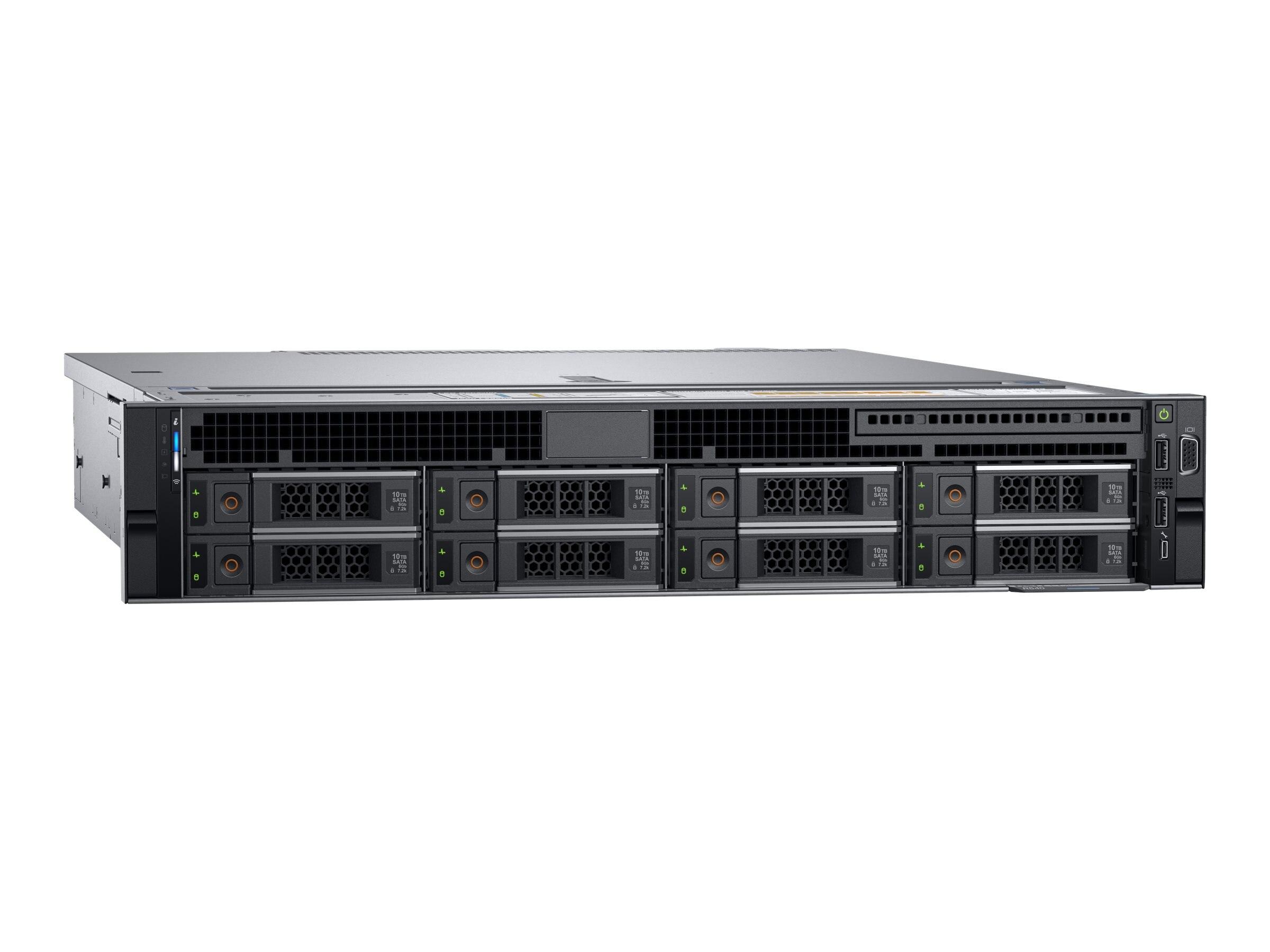 Dell PowerEdge R540 Intel 2 1GHz Xeon Silver