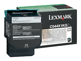 Lexmark C544X1KG Main Image from Front