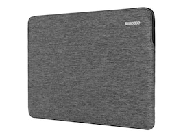Incipio Incase Slim Sleeve for MacBook Pro Retina 13, Heather Black, CL60684, 32646199, Carrying Cases - Notebook