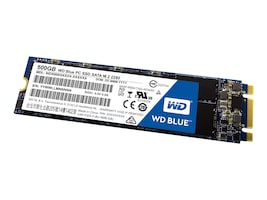 WD WDS500G1B0B Main Image from Right-angle