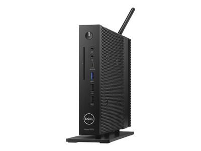 Wyse 5070 Slim Thin Client Celeron QC J4105 1.5GHz 8GB 64GB SSD UHD600 GbE 65W W10IoT, 8P8G1, 36584714, Thin Client Hardware