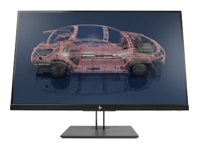 HP 27 Z27n G2 QHD LED-LCD Monitor, Black, 1JS10A8#ABA, 35024387, Monitors
