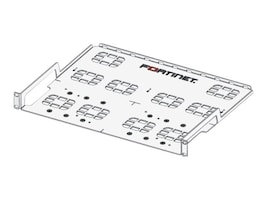 Fortinet Rack Mount Tray for E Series Desktop Model, Backward Compatible, SP-RACKTRAY-02, 33754706, Rack Mount Accessories