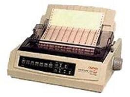 Oki MicroLine 320 Turbo D Parallel Serial, 62412901, 120035, Printers - Dot-matrix
