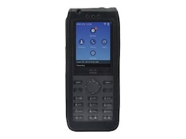 Zcover Tech Leather Case, Black, for Cisco 8821 8821-EX, CI821LCK, 33175659, VoIP Accessories