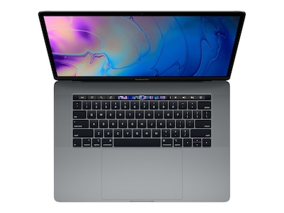 Apple MacBook Pro 15 TouchBar w ID 2.3GHz Core i9 16GB 512GB SSD Radeon Pro 560X 4GB Space Gray, MV912LL/A, 37060429, Notebooks - MacBook Pro 15