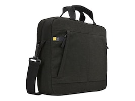 Case Logic Huxton 13.3 Laptop Attache, Black, HUXA113BLACK, 30639930, Carrying Cases - Notebook