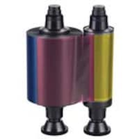 Evolisprinters.com YMCKO Color Ribbon for Pebble, Dualys, Securion & Quantum 1 & 2 Printers, R3011, 10129609, Printer Ribbons