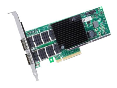 Intel XXV710-DA2 2-Port NIC, XXV710DA2, 33783013, Network Adapters & NICs