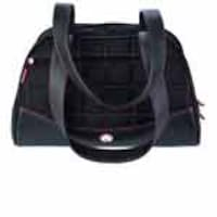 Mobile Edge Sumo Duffel, Black with Pink Stitching, Small, ME-SUMO22D1XS, 10192000, Carrying Cases - Other