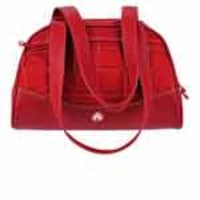 Mobile Edge Sumo Duffel, Red with White Stitching, Small, ME-SUMO22D76S, 10192034, Carrying Cases - Other