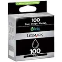 Lexmark Black 100 Return Program Ink Cartridge, 14N0820, 10238821, Ink Cartridges & Ink Refill Kits