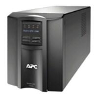 Scratch & Dent APC Smart-UPS 1500VA 980W 120V LCD Tower UPS (8) 5-15R Outlets USB Serial, SMT1500, 35391291, Battery Backup/UPS