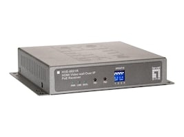 CP Technologies LEVELONE HVE-6601R HDMI VIDEO  PERPWALL OVER IP POE RECEIVER, HVE-6601R, 35983609, Video Capture Hardware