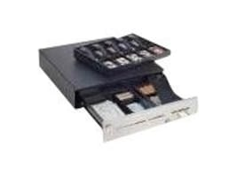 MMF POS Advantage 3-slot Cash Drawer 16.7 US Tray Cable Lock No Bell Black, ADV-INABOXUS-04, 13026023, Cash Drawers