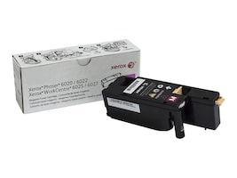 Xerox Magenta Toner Cartridge for Phaser 6022 & WorkCentre 6027, 106R02757, 18441891, Toner and Imaging Components - OEM