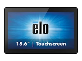 ELO Touch Solutions ESY15i5 AIO Core i5-6500TE 2.3GHz 4GB 128GB SSD HD530 ac BT GbE 15.6 FHD MT W10, E970665, 34369519, Desktops - All-in-One