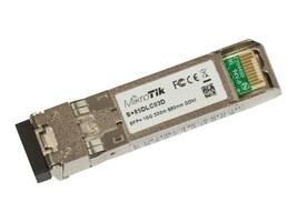 Mikrotik 10GB SFP+ 850nm 300m LC MM Transceiver, S+85DLC03D, 35000220, Network Transceivers