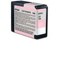 Epson Vivid Light Magenta 80ml Ultrachrome K3 Ink Cartridge, T580B00, 10707173, Ink Cartridges & Ink Refill Kits