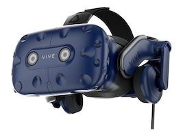 HTC VIVE Pro HMD, 99HANW015-00, 36874279, Computer Gaming Accessories