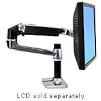 Ergotron LX Desk Mount LCD Arm, 45-241-026, 10955679, Stands & Mounts - AV