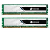 Corsair 4GB PC3-10600 240-pin DDR3 SDRAM UDIMM Kit, CMV4GX3M2A1333C9, 10970502, Memory