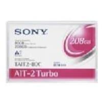 Sony 80 208GB AIT-2 Turbo 8mm 230m MIC Data Cartridge, TAIT280CWW, 5642387, Tape Drive Cartridges & Accessories