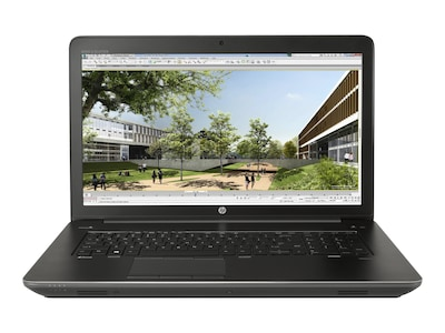 HP ZBook 17 G3 Core i7-6820HQ 2.7GHz 16GB 512GB SSD ac BT FR WC 6C M3000M 17.3 FHD W7P64-W10P, Z5R52UP#ABA, 32739651, Workstations - Mobile