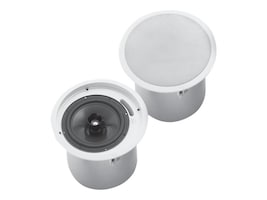 Bosch Security Systems C8.2 Two-Way 8-Inch Coaxial Ceiling Loudspeaker, EVID C8.2, 16373944, Speakers - Audio